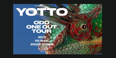 YOTTO PRESENTS ODD ONE OUT TOUR tickets