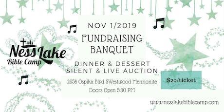 NLBC 2019 Fundraising Banquet tickets