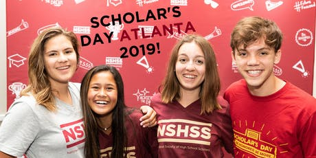 NSHSS Scholar's Day 2019 in Atlanta, GA tickets