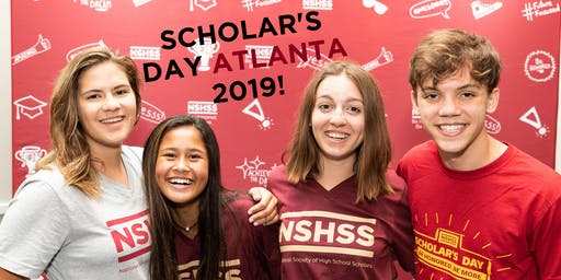 NSHSS Scholar's Day 2019 in Atlanta, GA