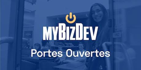 Portes ouvertes chez MyBizDev billets