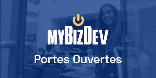 Portes ouvertes chez MyBizDev