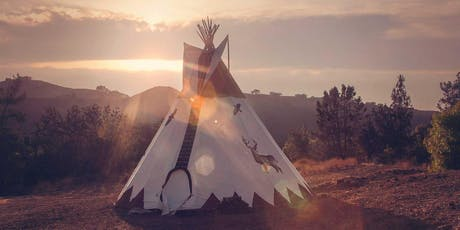 HORSE GUIDED SUNSET NATURE WALK  + SOUND HEALING IN A TIPI - PRIVATE RANCH OLD AGOURA tickets