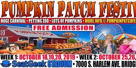 Pumpkin Patch Festival  tickets