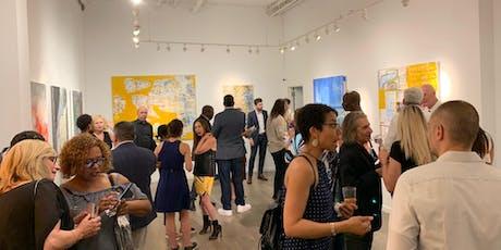 NYA Art Center 1st Thursdays Art Walk September 5 2019 (6-9PM) tickets