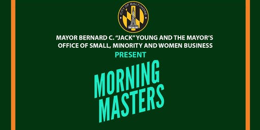 "Morning Masters: ""Wealth Creation in the African American Community"""