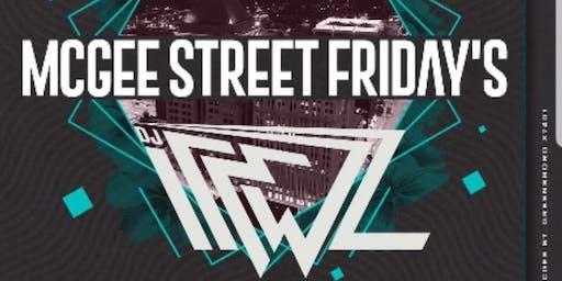 McGee Street Friday's