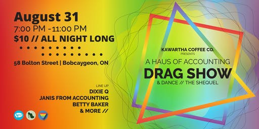 HoA Drag Show and Dance: The Shequel