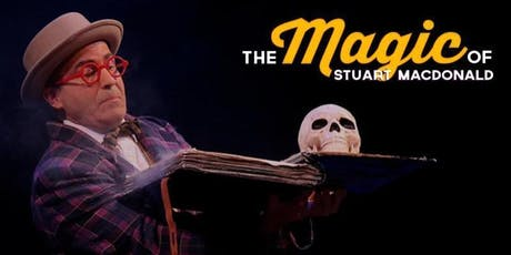 The Magic of Stuart MacDonald tickets