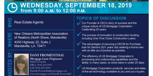 Seminar for Realtors - Mandeville 2