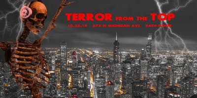 Terror From The Top Halloween Party