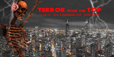 Terror From The Top Halloween Party tickets