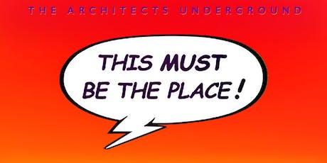 The Architects Underground 2nd October tickets