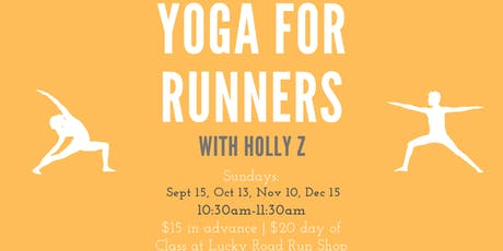 Yoga for RVA Runners tickets
