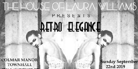 Retro Elegance by House Laura Williams