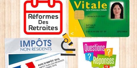 Conférence-Débat ( Français hors de France )  tickets