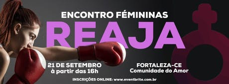 Encontro Fémininas - Fortaleza, CE ingressos