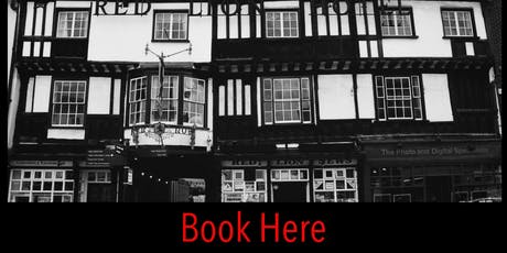 THE RED LION GHOST HUNT 15/2/2020 tickets