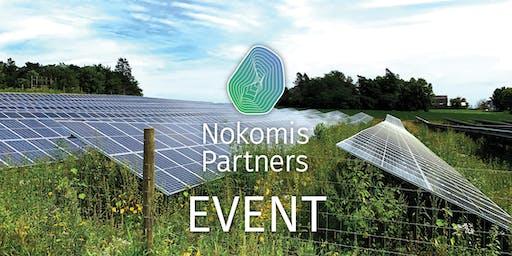 Faribault Area Community Solar Ribbon Cuting - Nokomis Partners