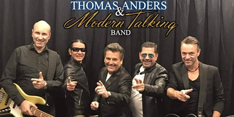 Sommerfest Marquardt Nr.1  2021 mit Thomas Anders & Modern Talking Band Tickets