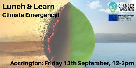 Low Carbon Lunch and Learn - Climate Emergency! tickets