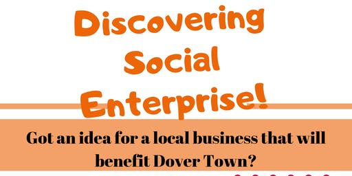 Discovering Social Enterprise