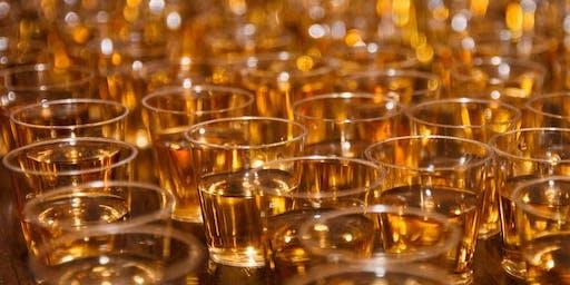 Free Cooper Spirits Whiskey Tasting