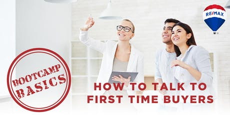 How to Talk to First Time Buyers tickets
