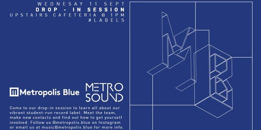 Metropolis Blue / Metro Sound - Drop In Session