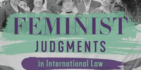 Book Launch of Feminist Judgments in International tickets