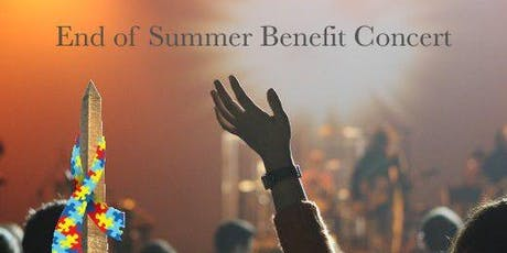 D.C. Autism Society End of Summer Benefit Concert tickets