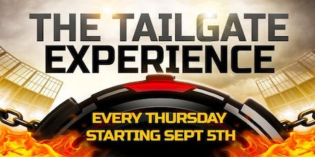 The Tailgate Experience tickets