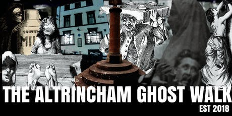 "Flecky Bennett's The Altrincham ""Christmas"" Ghost Walk  tickets"