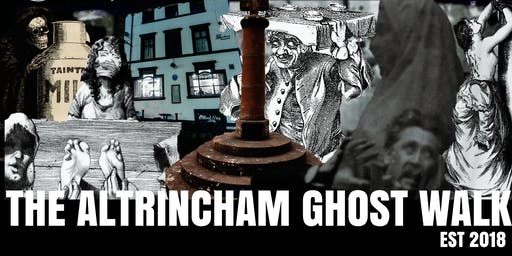 "Flecky Bennett's The Altrincham ""Christmas"" Ghost Walk"