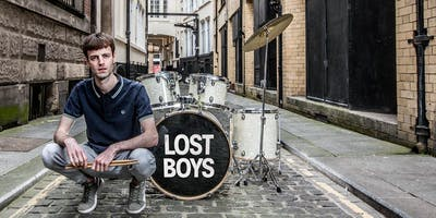 Lost Boys at the Culture Hub at Huyton Library