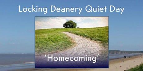 Locking Deanery Quiet Day 2019 tickets