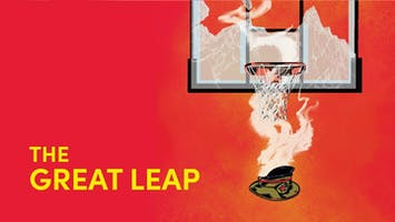 """""""The Great Leap"""""""
