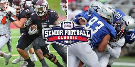2019 NAIA Senior Football Classic tickets