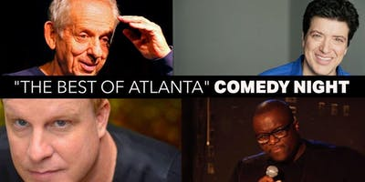 """MadLife Presents Atlanta's Best"" Comedy Night"