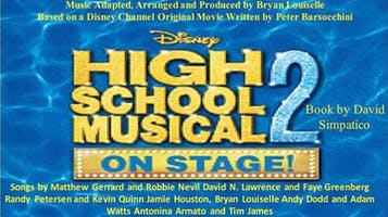 """""""High School Musical 2: On Stage!"""""""
