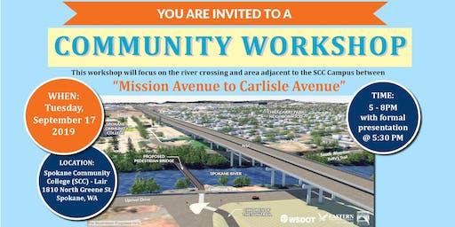 Community Workshop - Mission Avenue to Carlisle Avenue