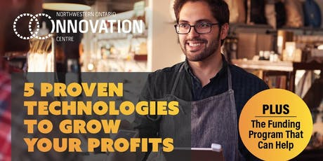 5 Proven Technologies to Grow Your Profits - Workshop tickets