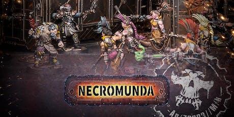 Necromunda Dominion Campaign tickets