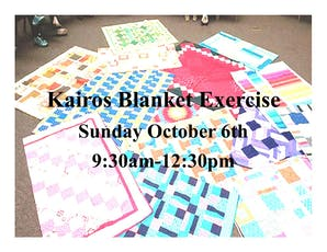 KAIROS Blanket Exercise tickets