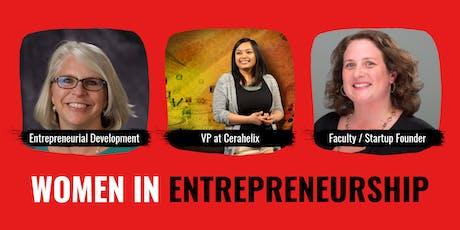 Women in Innovation & Entrepreneurship tickets