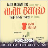 Baird Survival Bag Launch Party + Alan Baird EP Release