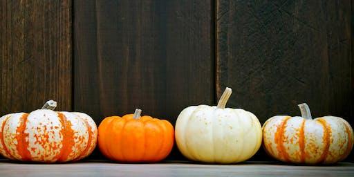 Pumpkin Spice Ligonier