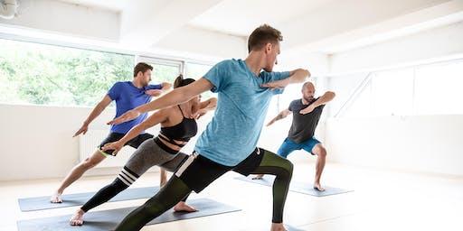 Warrior Yoga XL