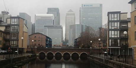 Before the towers came !  A stroll through historic Blackwall. tickets