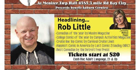 Cornfest Fundraiser Comedy Show - Rob Little tickets